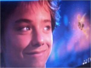 """Jeremy Sumpter as """"Peter Pan"""""""