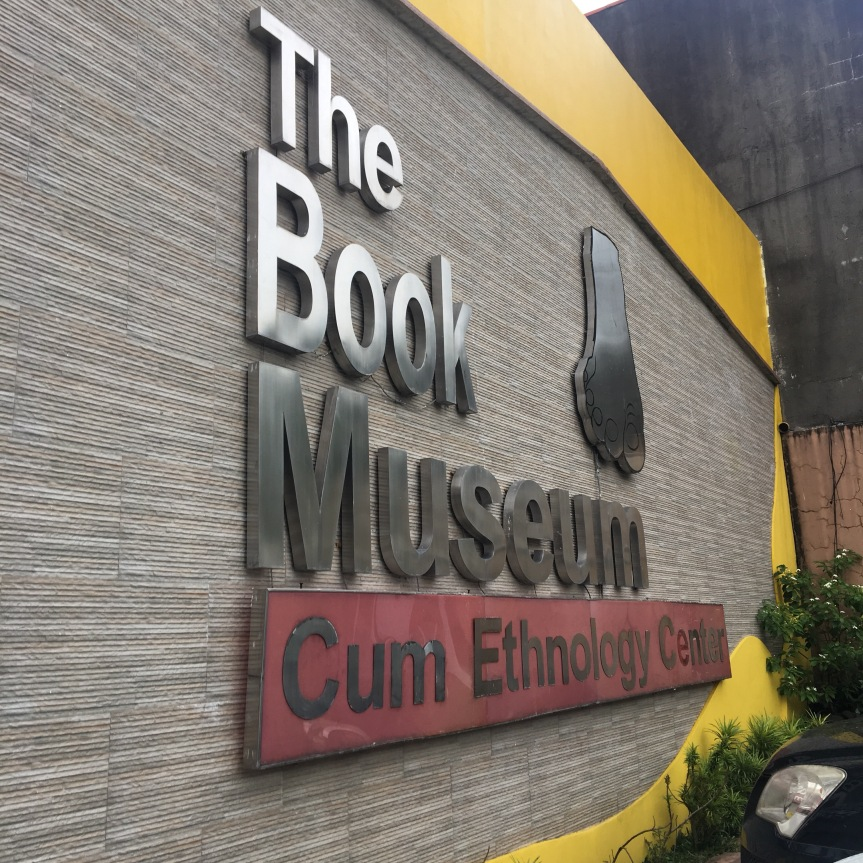 The Book Museum, Marikina