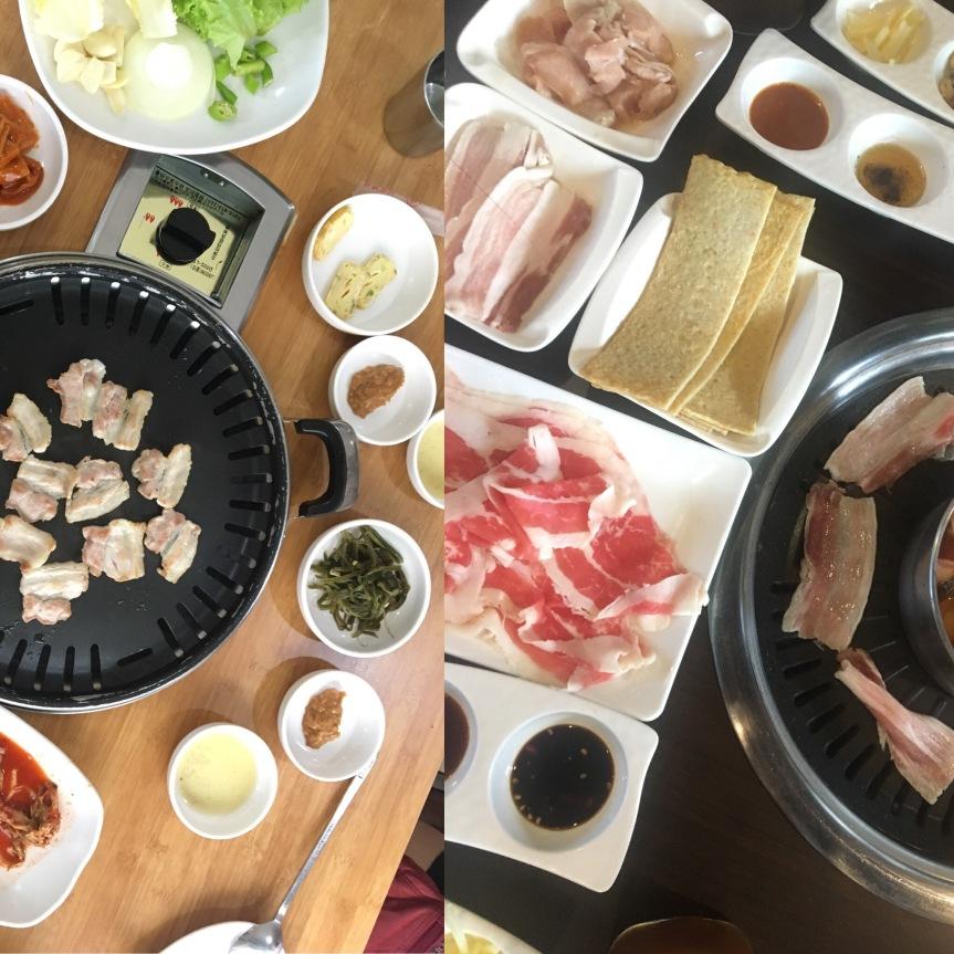 koryan food trip a la Erwan on an ASEANholiday