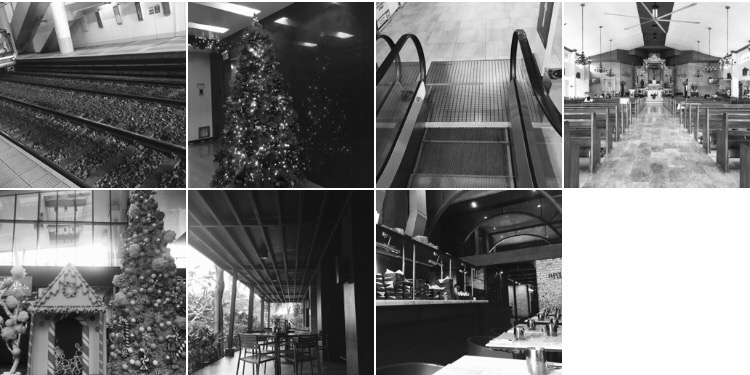 The Seven Days Black & White PhotoChallenge
