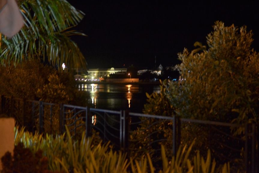 Night at Iloilo River Esplanade
